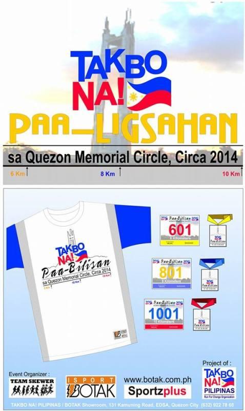 Takbo-Na-Paa-ligsahan-Shirt-Medal-Race-Bib