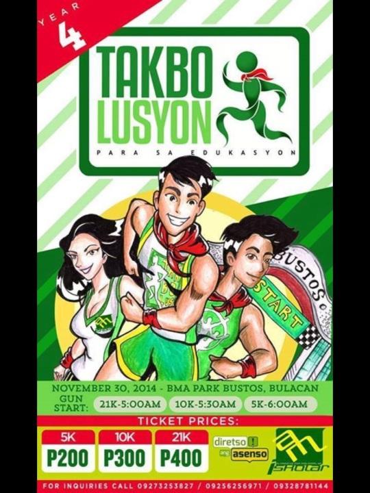 Takbolusyon-2014-Poster