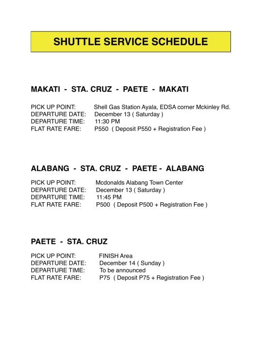 Uphill-Galore-Ultramarathon-Shuttle-Service-Schedule