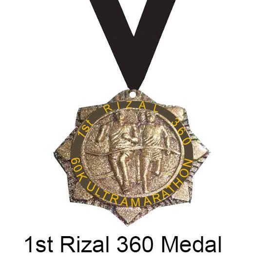 1st-Rizal-360-60K-Ultramarathon-Medal