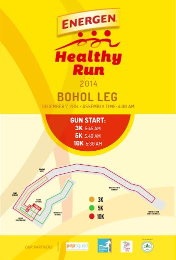 Energen-Healthy-Run-2014-Bohol-Leg-Route-Map
