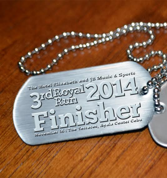 Hotel-Elizabeth-Cebu's-3rd-Royal-Run-Dog-Tag