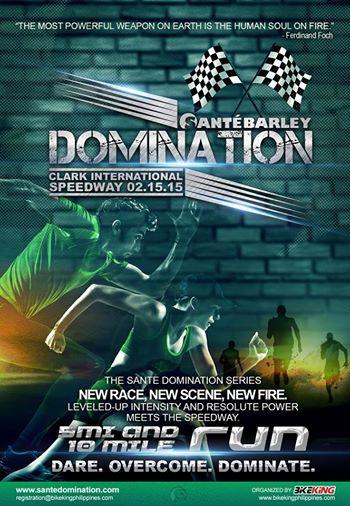 Sante-Barley-Domination-2015-Poster