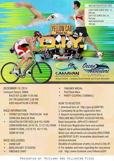 Yellow-Cab-DIY-Tri-2014-Poster