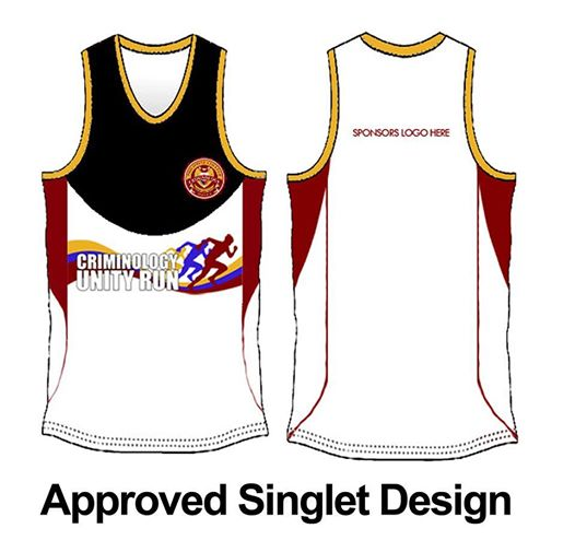 Criminology-Unity-Run-Singlet