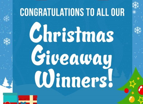 PF Congrats Christmas Winners