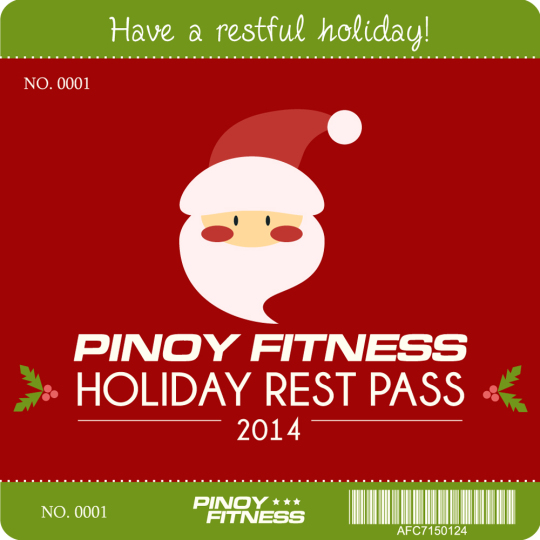 PF Holiday Rest Pass 2