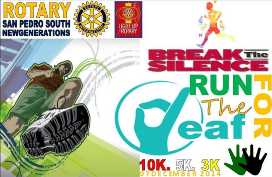 Run-for-the-deaf-Poster