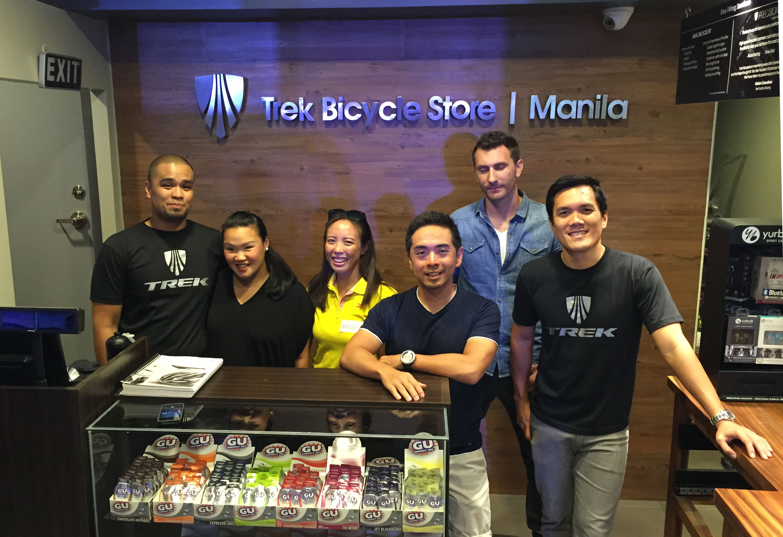 TREK Bicycle Store opens in BGC Manila   Pinoy Fitness