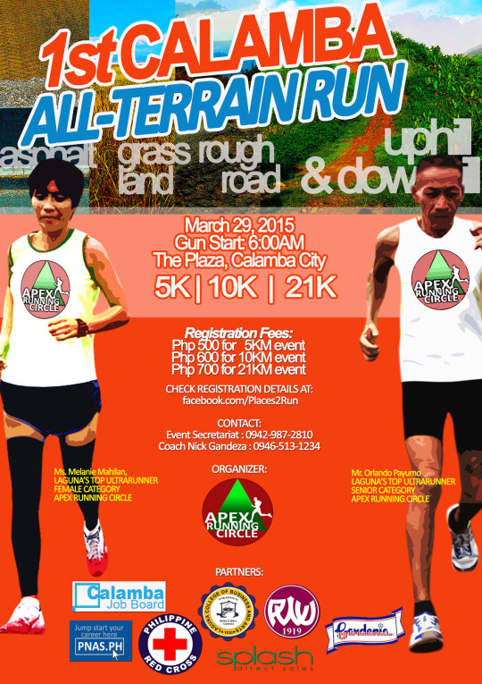1st-Calamba-All-Terrain-Run-Poster