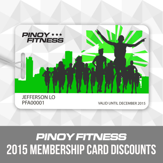 2015 Membership Card Discounts