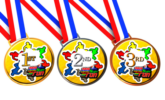 2015-Neon-Night-Run-Medals