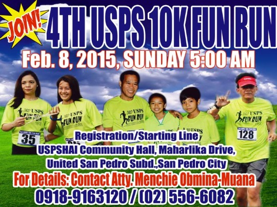 4th-USPS-10K-Fun-Run-Poster