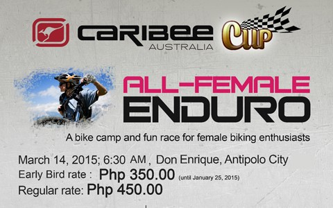 Caribee-All-Female-Enduro-Cover