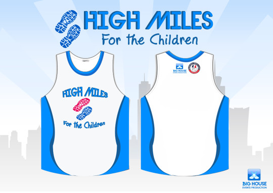 High-Miles-For-The-Children-Singlet