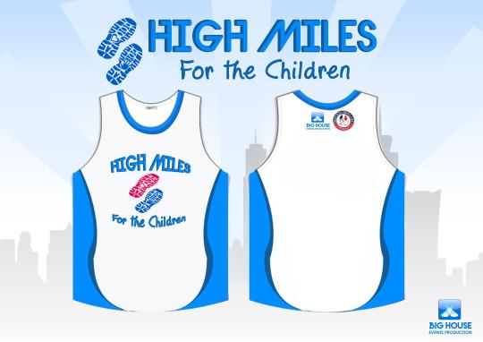 High-Miles-For-The-Children-Singlet