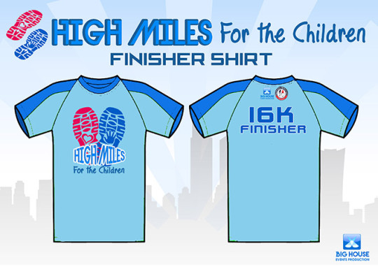 High-Miles-For-The-Children-finisher-shirt