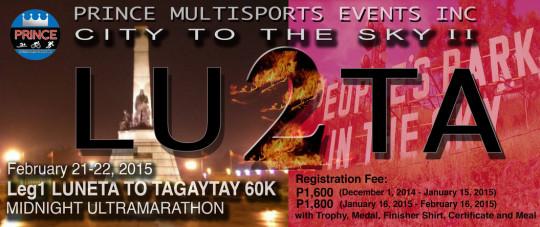 Luneta-To-Tagaytay-60K-Ultramarathon-Poster