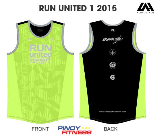 Run-United-1-Singlet-Design