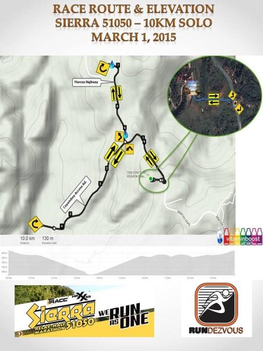 Sierra-51050-10K-Race-Route