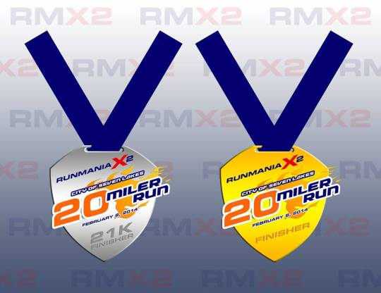 The-City-of-Seven-Lakes-20-Miler-Run-2015-Medal