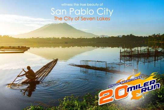 The-City-of-Seven-Lakes-20-Miler-Run-2015-Poster