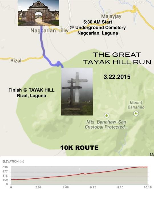 The-Great-Tayak-Hill-Run-10K-Map