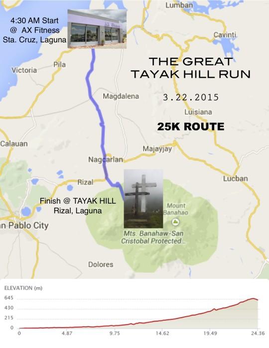 The-Great-Tayak-Hill-Run-25K_Map