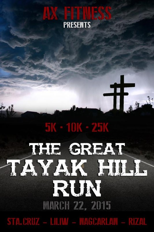 The-Great-Tayak-Hill-Run-Poster