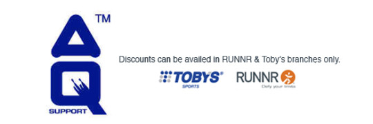 AQ Support Logo