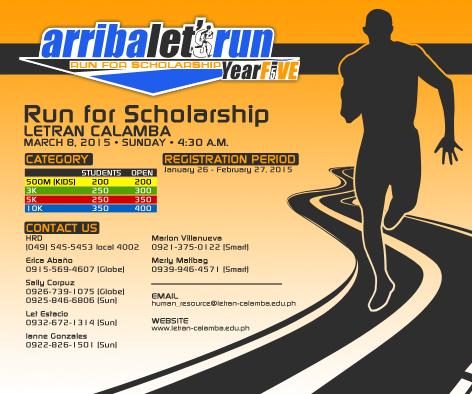 Arriba_Lets_Run_Poster