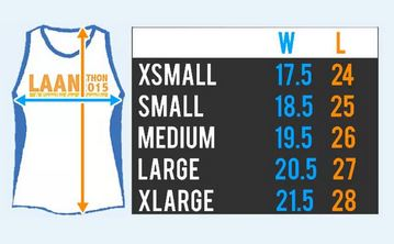 Laanathon-2015-Singlet-Size-Chart