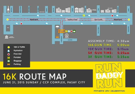 RDR MAP 16K