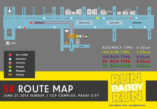RDR MAP 5K
