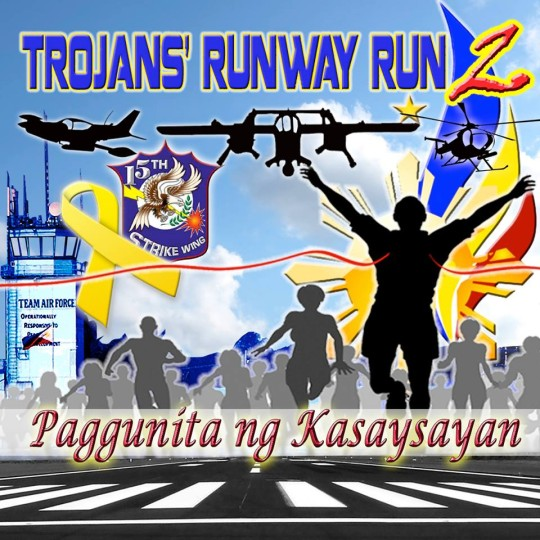 Trojans_Runway_Run_Poster