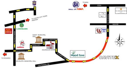 Trojans_Runway_Run_Race_Route