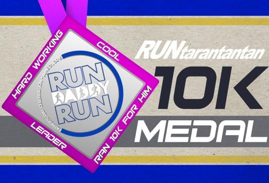 rdr medal 10k