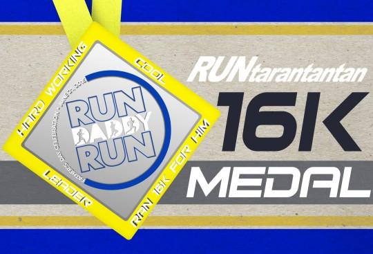 rdr medal 16k