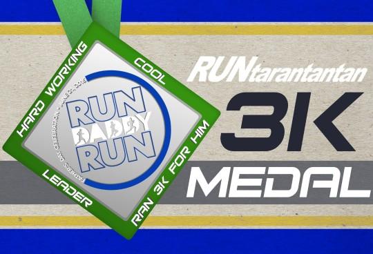 rdr medal 3k