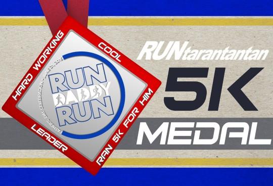 rdr medal 5k