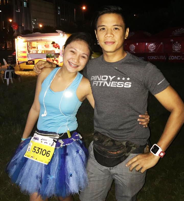 Dating a runner girl