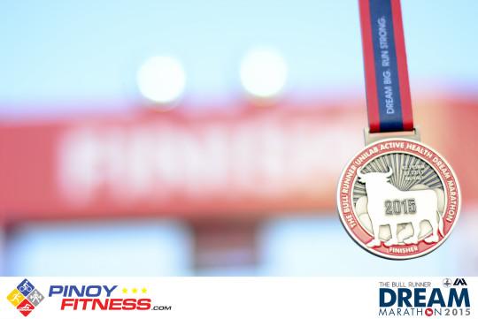 TBR Dream Marathon 2015