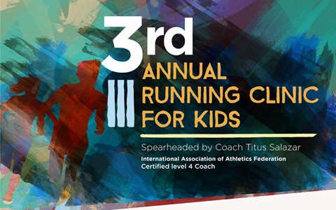 3rd-Annual-Running-Clinic-For-Kids-Cover