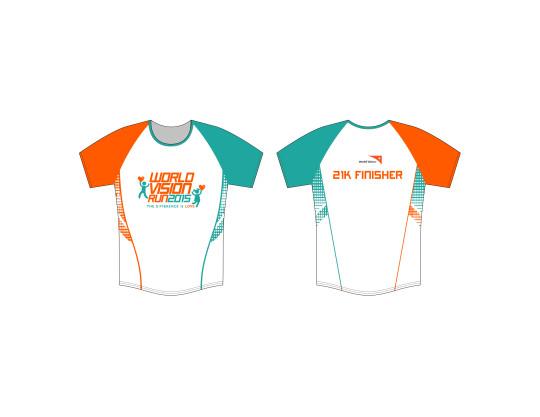 Finisher shirt 21k_PAM