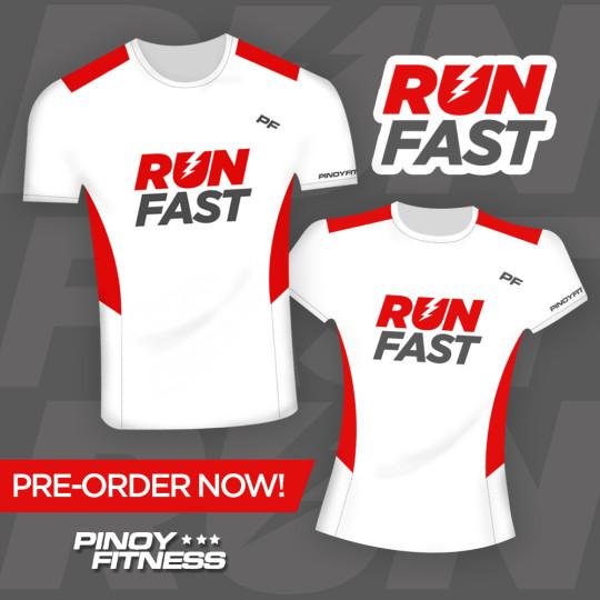 Run Fast Pre Order Ad