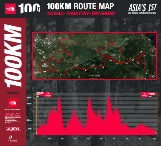 TNF-100-2015-100K-Route-Map