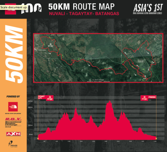 TNF-100-2015-50K-Route-Map