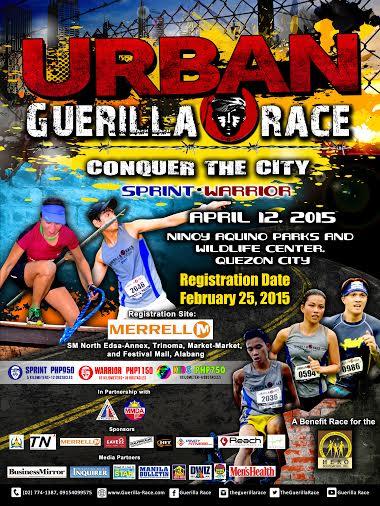 Urban-Guerilla-Race-Poster