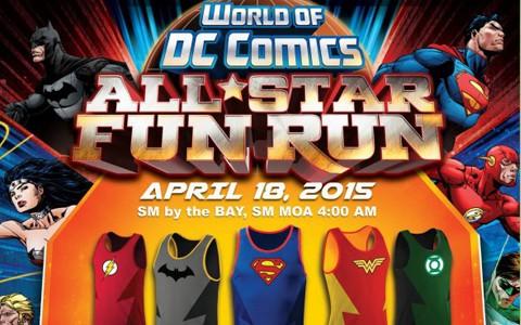 World-Of-DC-All-Star-Fun-Run-Cover