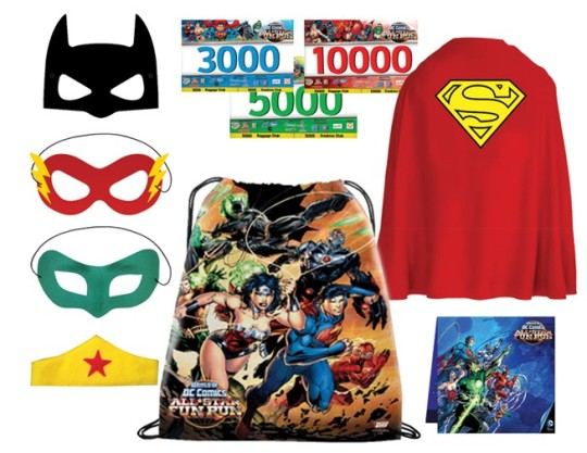 World-Of-DC-All-Star-Fun-Run-Race-Kit
